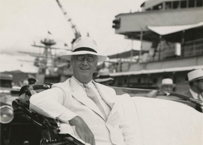 FDR Library Photograph Collection. NPx # 48-22:3660(38)