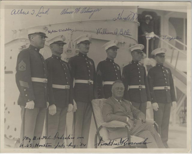 FDR Library Photograph Collection. NPx # 47-93:1703