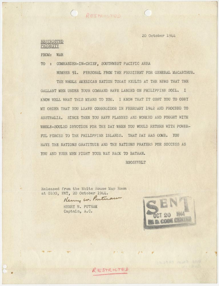 fdr library stephen t early papers fdr library stephen t early papers ...